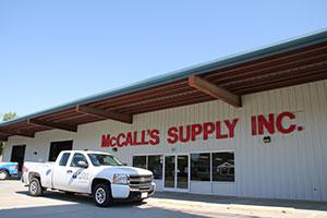 McCalls supply